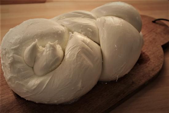 Mozzarella Buffala (lait cru)
