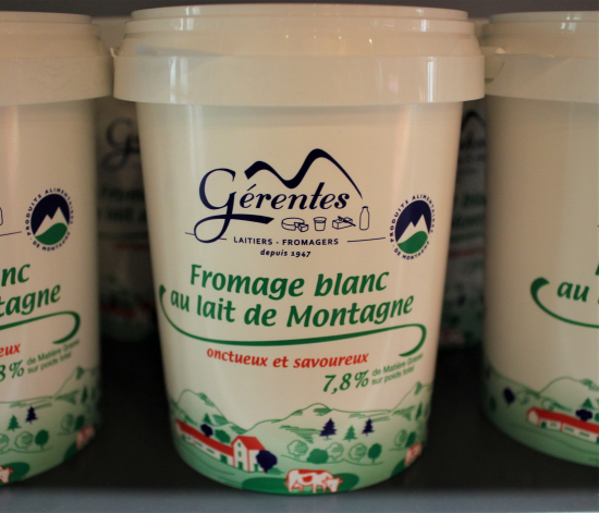 Fromage Blanc Montagne